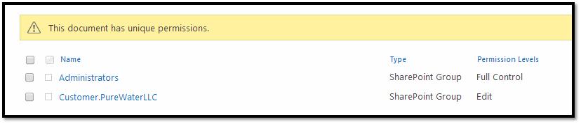 content type sharepoint inheritance