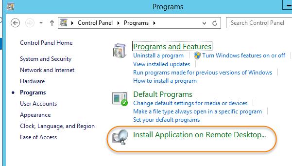 How to Publish RemoteApp Programs for Remote Desktop Web