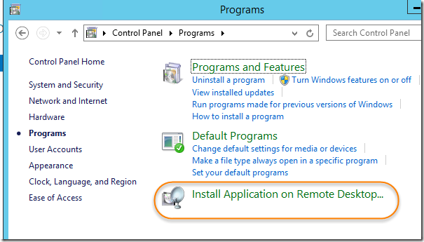 How to Publish RemoteApp Programs for Remote Desktop Web Access the