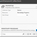 How to Publish RemoteApp Programs for Remote Desktop Web Access the Right Way